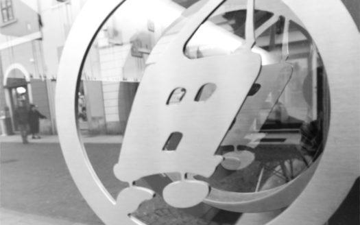 Galleria dell'Immobile logo porta